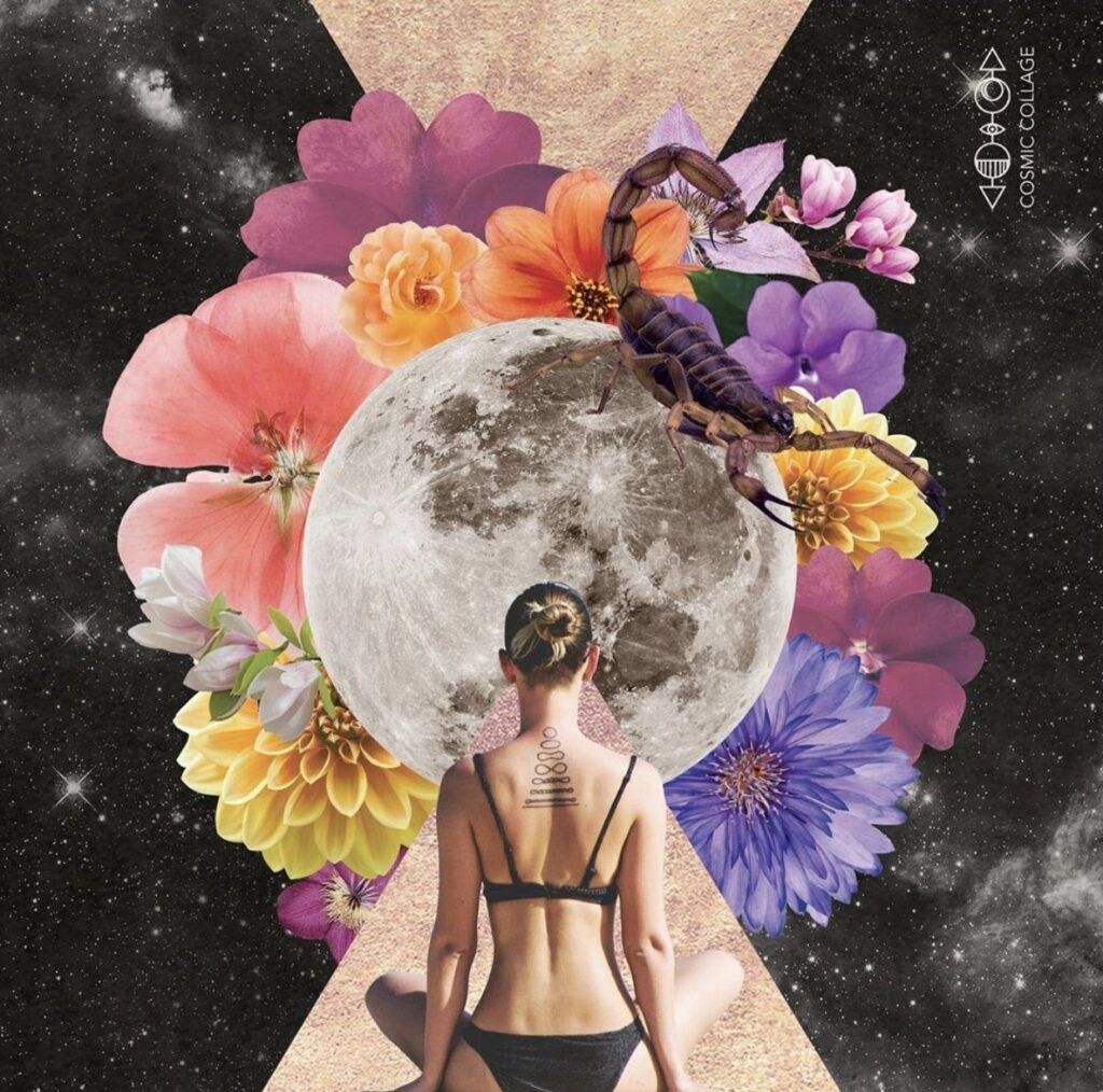 Doula work - Strawberry Full Moon