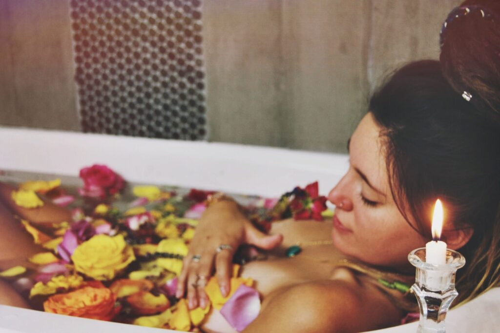 Doula work - Energy healing sessions - Aura Cleansing Bath