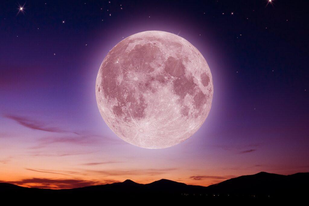 Aries Full Moon 2020