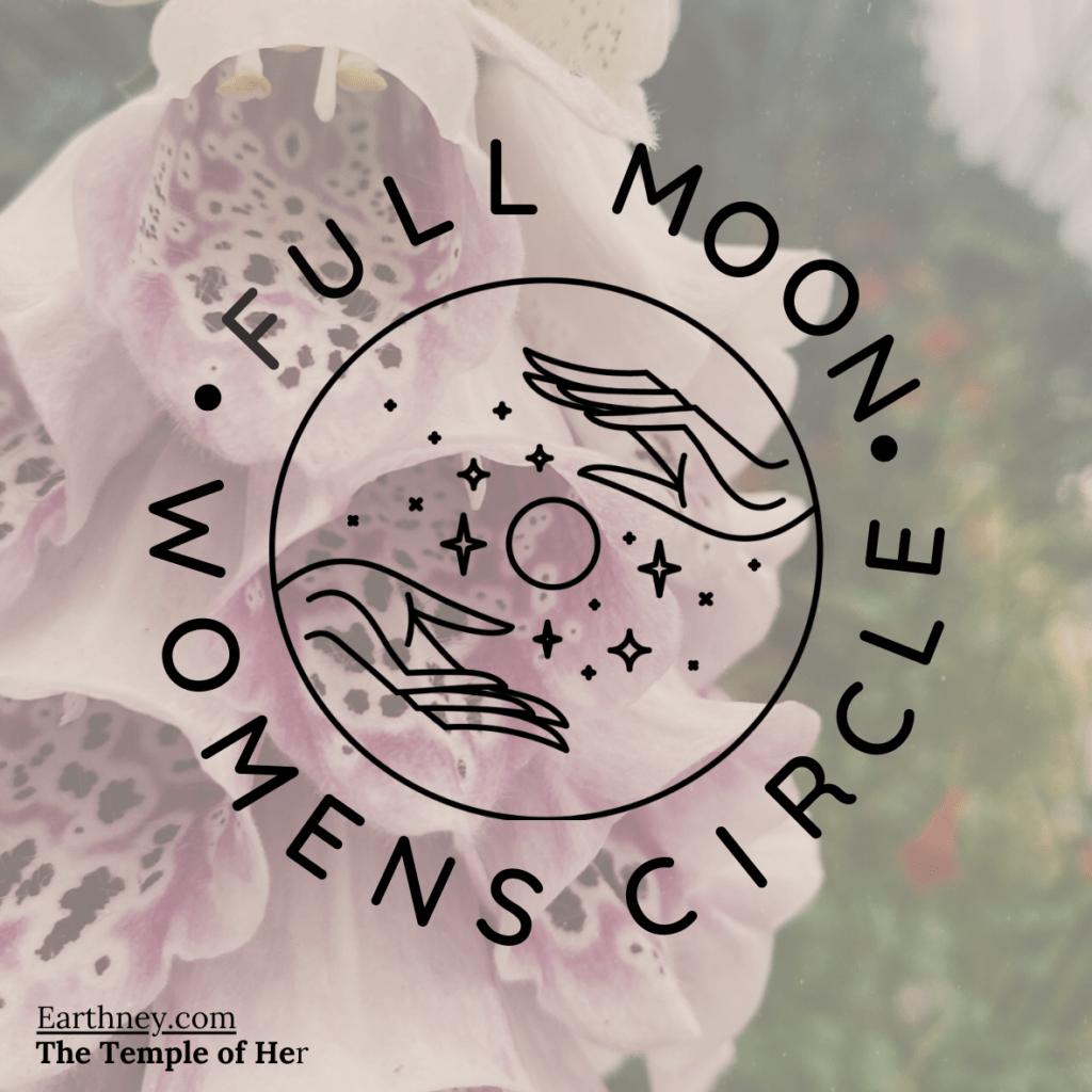 Full Moon Sister Circle