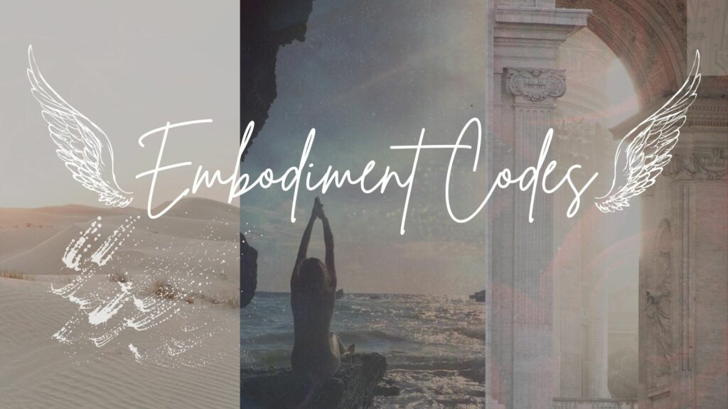 Embodiment Codes energy healing sessions